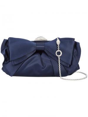 Сумка Madison Judith Leiber Couture. Цвет: синий