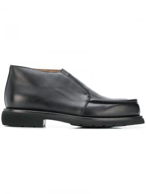 Ботинки без шнуровки Doucal's. Цвет: черный