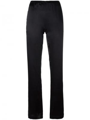 Домашние брюки Carine Gilson. Цвет: черный