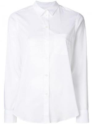 Classic stretch shirt Filippa-K. Цвет: белый