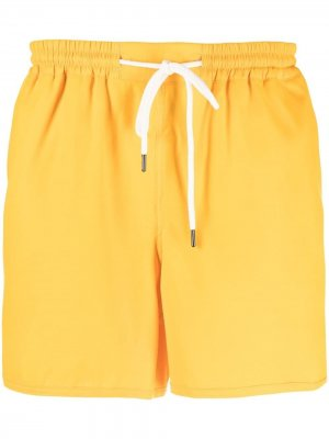Плавки-шорты с кулиской A Kind of Guise. Цвет: желтый