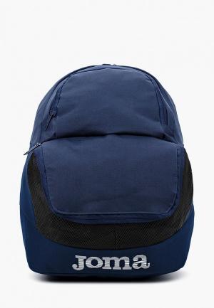 Рюкзак Joma. Цвет: синий