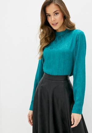 Блуза Koton. Цвет: бирюзовый