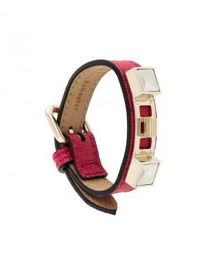 Декорированный браслет Proenza Schouler. Цвет: розовый