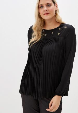 Блуза Kitana by Rinascimento. Цвет: черный