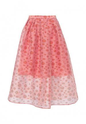 Юбка adL. Цвет: розовый