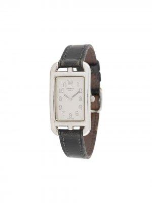 Наручные часы Cape Cod Nantucket pre-owned 20 мм Hermès. Цвет: черный