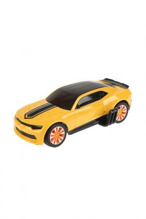 Машина ТЕХНОДРАЙВ. Цвет: желтый