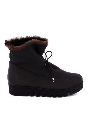 Ботинки Roberto Serpentini. Цвет: коричневый