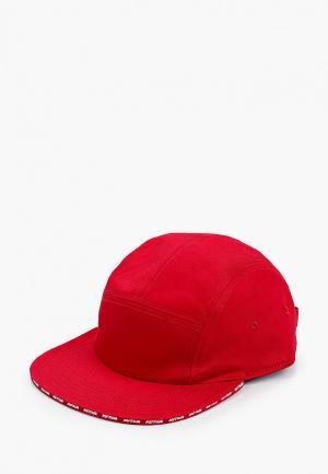 Кепка ASICS. Цвет: красный