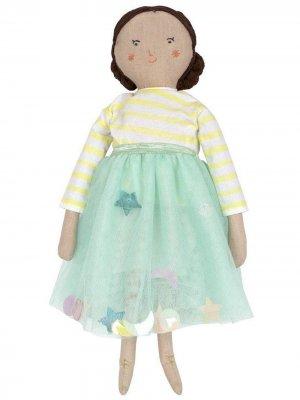 Кукла Lila Meri. Цвет: синий