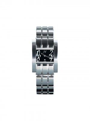 Наручные часы Duna 29 мм Jorg Hysek. Цвет: черный