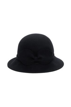 Шляпа Mellizos. Цвет: черный