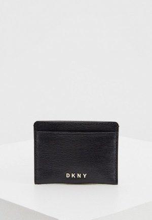 Кредитница DKNY. Цвет: черный
