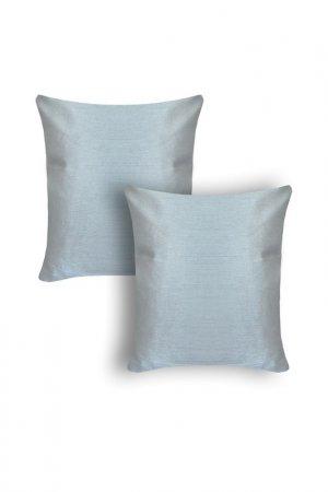 Комплект декоративных подушек ORNETTA. Цвет: голубой