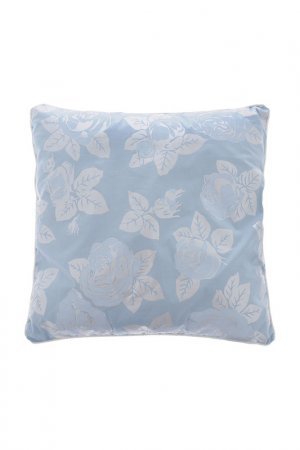 Подушка, 70х70 см Smart-Textile. Цвет: голубой