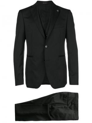 Classic two-piece suit Tagliatore. Цвет: черный