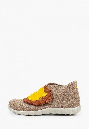 Ботинки Superfit. Цвет: коричневый