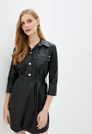 Платье Rinascimento. Цвет: черный