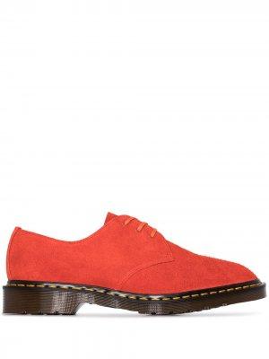Дерби 1461 Des Oasis Dr. Martens. Цвет: красный