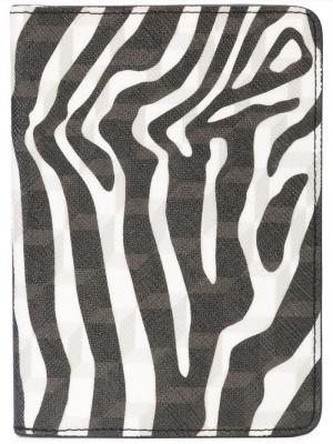 Обложка для паспорта Pierre Hardy. Цвет: черный