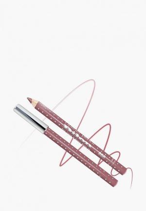 Карандаш для губ Dilon. Цвет: коричневый