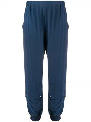 Спортивные брюки с карманами Dorothee Schumacher. Цвет: синий