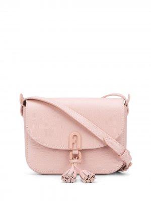 Сумка на плечо 1927 Furla. Цвет: розовый