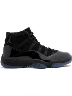Хайтопы Air  11 Retro Jordan. Цвет: черный