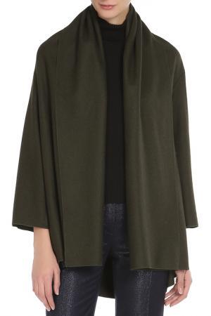 Пальто Cyrille Gassiline. Цвет: зеленый