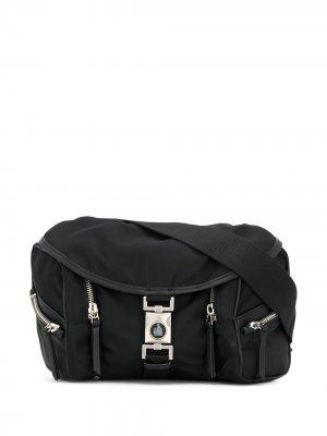 Поясная сумка Venice LANVIN. Цвет: черный
