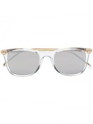 Солнцезащитные очки с затемненными линзами Carrera. Цвет: нейтральные цвета