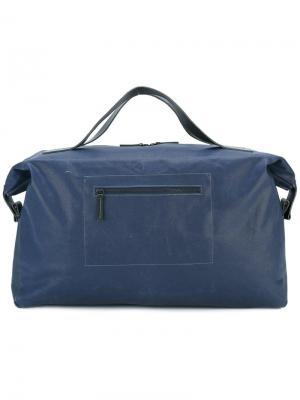Дорожная сумка Cooper Ally Capellino. Цвет: синий