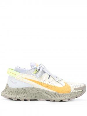 Кроссовки Pegasus Trail Running Nike. Цвет: нейтральные цвета