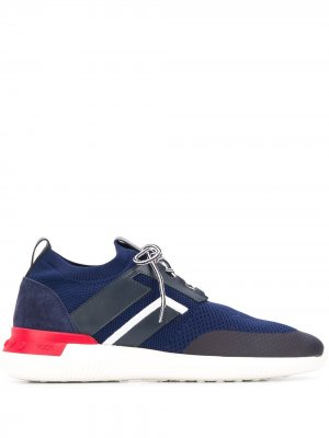 Tods трикотажные кроссовки Tod's. Цвет: синий