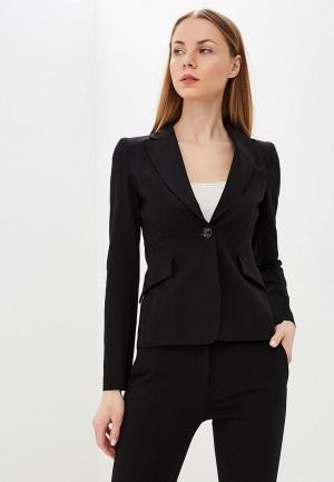 Пиджак Liu Jo. Цвет: черный