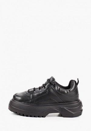 Кроссовки Trien. Цвет: черный