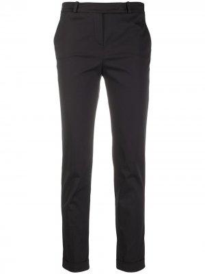 Укороченные брюки Loro Piana. Цвет: черный