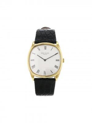 Наручные часы Ellipse 1974-го года Patek Philippe. Цвет: белый