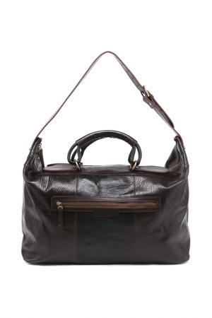 Дорожная сумка Roberto Tonelli. Цвет: 886 коричневый