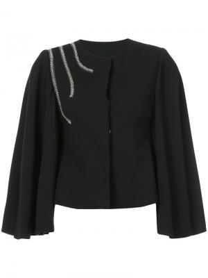 Payote jacket Thomas Wylde. Цвет: черный