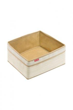 Коробка для хранения CASY HOME. Цвет: белый