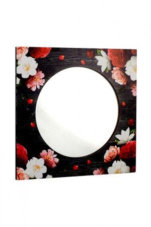 Зеркало настенное GIFTNHOME GIFT'N'HOME. Цвет: черный
