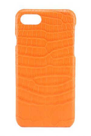 Чехол RASCHINI. Цвет: оранжевый