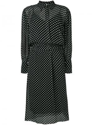 Kjala shirt dress By Malene Birger. Цвет: черный