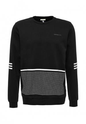 Свитшот adidas Neo. Цвет: черный