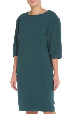 Платье Cyrille Gassiline. Цвет: мурена