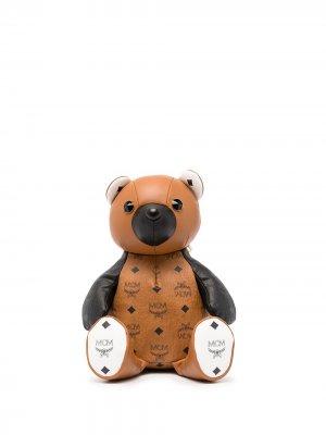 Мини-рюкзак Zoo Bear MCM. Цвет: коричневый