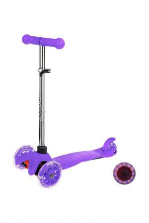 Самокат MOBY KIDS. Цвет: фиолетовый