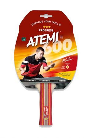 Ракетка для тенниса ATEMI. Цвет: красный